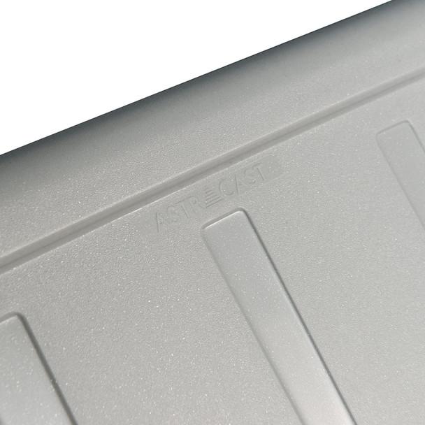 Astracast Sierra 1.0 Bowl Reversible Light Grey Kitchen Sink And Waste Kit