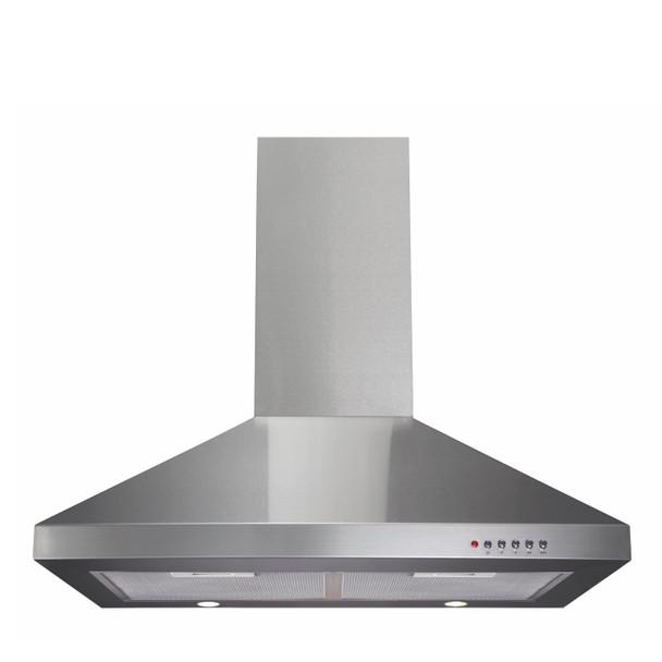 CDA ECH71SS 70cm Stainless Steel Chimney Cooker Hood Kitchen Extractor Fan