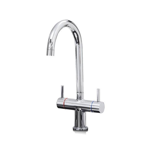Franke Aveta 1.5 Bowl Black Tectonite Kitchen Sink & Chrome Mixer Tap