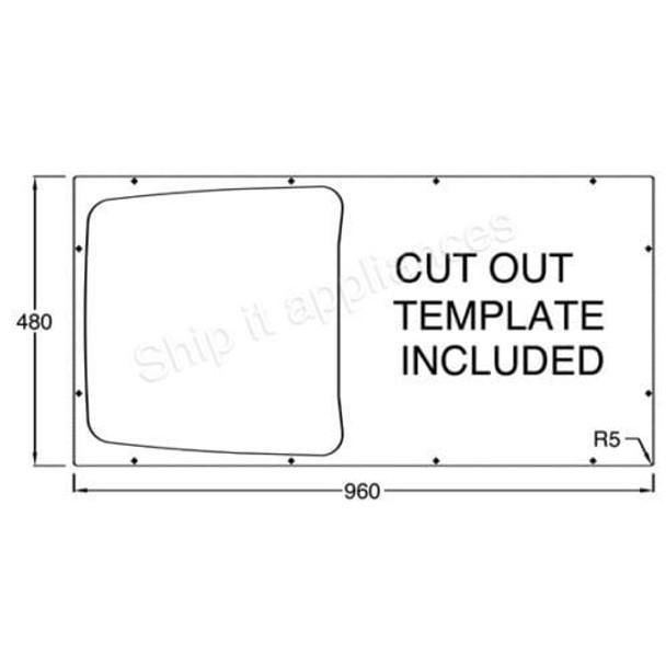 Astracast Sierra 1 Bowl Graphite Grey Composite Sink And Reginox Elbe Chrome Tap