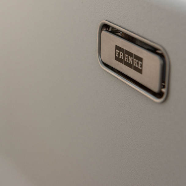 Franke Aveta 1.5 Bowl Cream Tectonite Fully Reversible Kitchen Sink &Waste Kit
