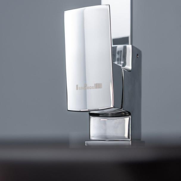 Astracast Sierra 1.0 Bowl White Kitchen Sink & Reginox Astoria Chrome Mixer Tap