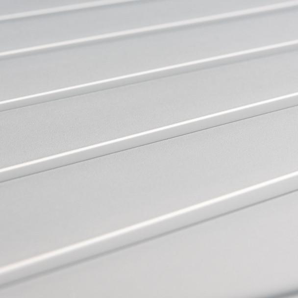 Astracast Sierra 1.5 Bowl White Kitchen Sink & Reginox Genesis Steel Mixer Tap
