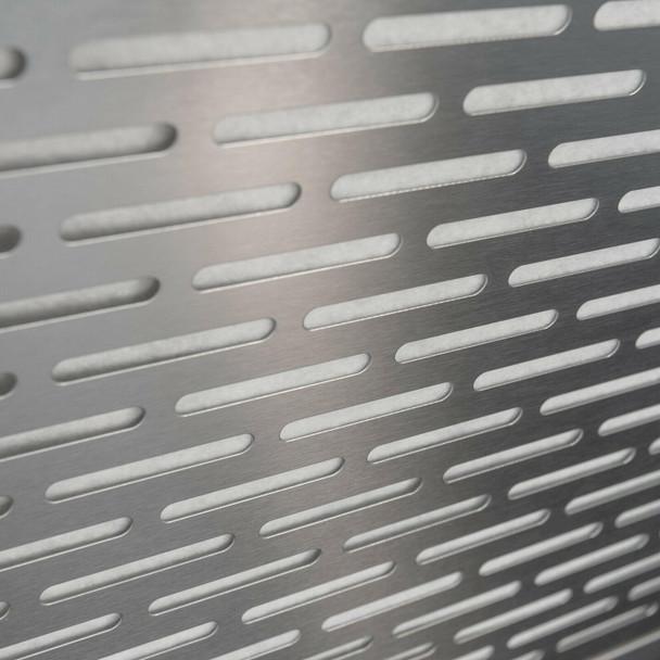 SIA STH60SS 60cm Slimline Visor Cooker Hood Extractor Fan In Stainless Steel