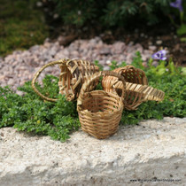 Tiny Wicker Baskets