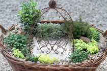 French Garden Bistro Set