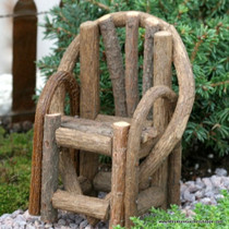 Rustic Vine Chair