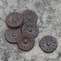 Daisy Medallions/Stepping Stones