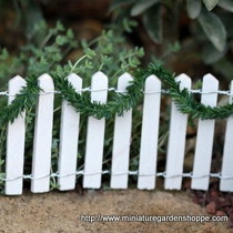 Faux Evergreen Roping