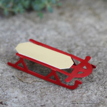 Tiny Toy Sled