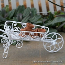 Victorian Wheelbarrow