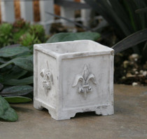 French Box Planter (Stone)