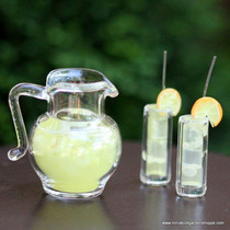 Lemonade Pitcher Set