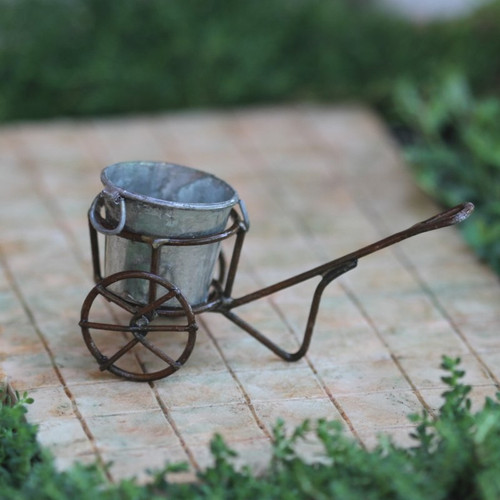 Bucket and Cart