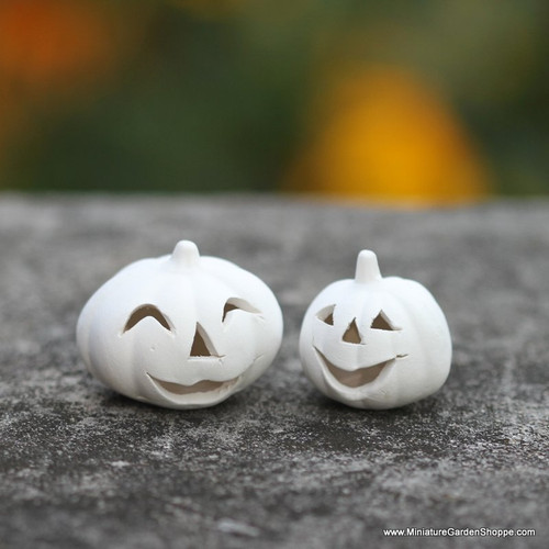Paint-Your-Own Jack O'Lanterns