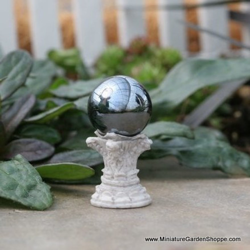 Little Gazing Ball and Stand