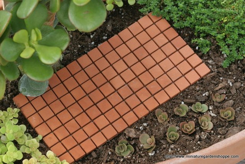Brick Patio (Small)