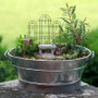 Wash Tub Planter
