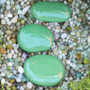 Glass Stepping Stones