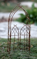 Avalon Garden Arbor and Gate