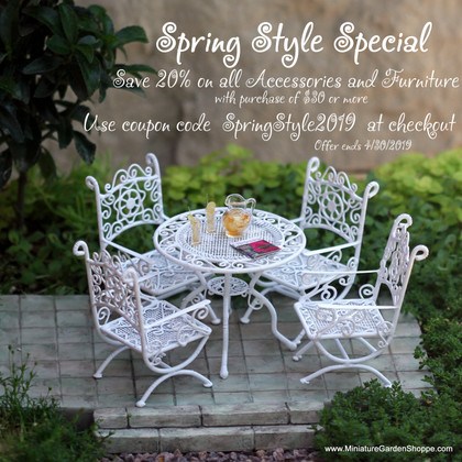 Spring Style Special