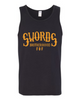 Swords Brotherhood F&F - Heavy Cotton Tank Top