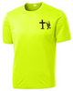Days Outdoors Athletic T-Shirt-Cross Design