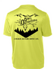 Days Outdoors Athletic T-Shirt- Hunting Design