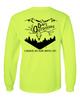 Days Outdoors Ultra Cotton Long Sleeve T-Shirt - Cross Design