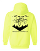 Days Outdoors Heavy Blend Hooded Sweatshirt - Cross Design