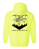 Days Outdoors Heavy Blend Hooded Sweatshirt - Hunting Design