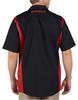 Motorcychos Member - Men's Gear -  Industrial Color Block Short Sleeve Shirt