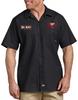 Motorcychos Member - Men's Gear -  Industrial Short Sleeve Work Shirt
