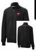 Motorcychos Member - Men's Gear - 1/4-Zip Pullover Sweatshirt