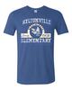 Heltonville Bluejackets - 100% Cotton Tee