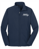 Eyes with Pride - Color Guard Soft Shell Jacket