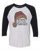 Santa's Favorite - Three-Quarter Sleeve