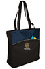 Gateway Academy - Two-Tone Colorblock Tote