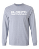 Ol' Boys Outdoors Predator Division (White Ink) - Long Sleeve