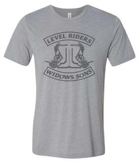 Level Riders 1.0 - T-shirt
