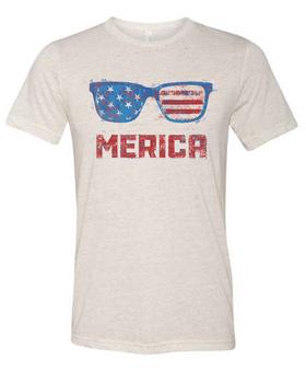 Merica - T-shirt