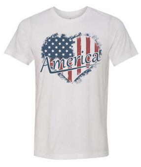 America - T-shirt