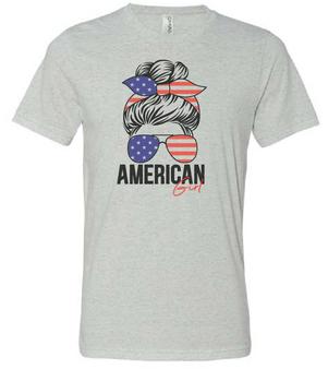 American Girl - T-shirt