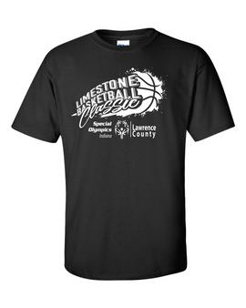 Special Olympics - Limestone Basketball Classic - T-shirt