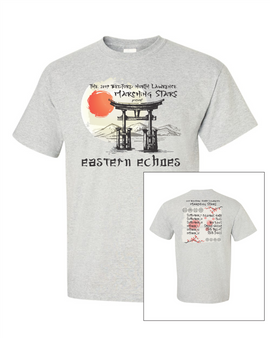 Eastern Echoes - Show T-shirt
