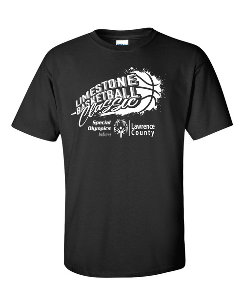 Special Olympics - Limestone Basketball Classic - T-shirt