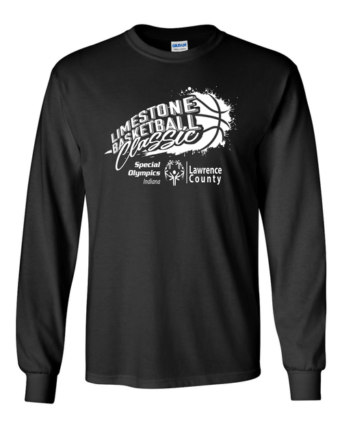 Special Olympics - Limestone Basketball Classic - Long Sleeve
