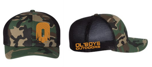Ol Boys Outdoors Fitted Trucker with R-Flex