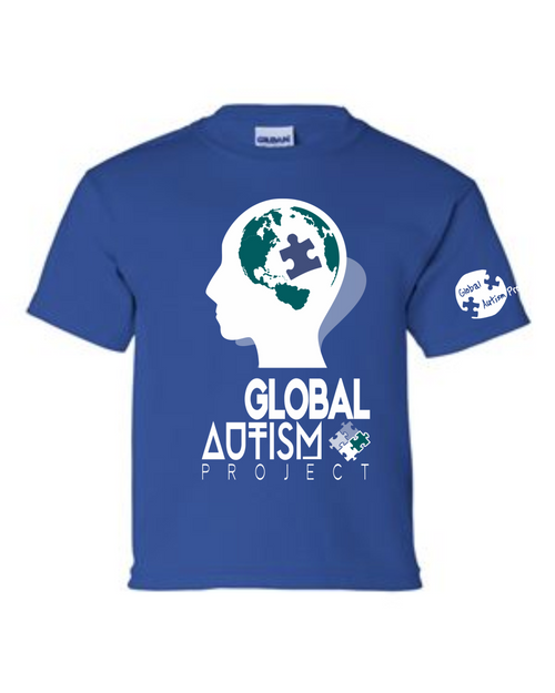 Global Autism Project Ultra Cotton Youth T-Shirt