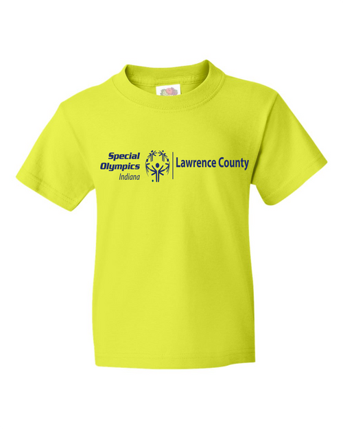 Special Olympics - Youth T-shirt